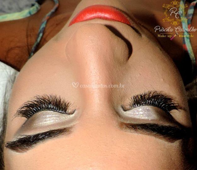 Priscila Carvalho Makeup e Hairstyle