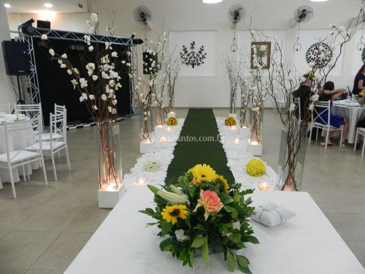 Casamento no Espaço Vila Real