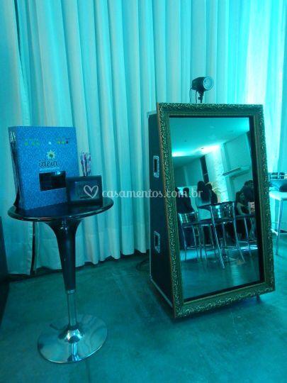 Bebômetro e Espelho