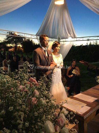 Casamento da Thais e Pedro