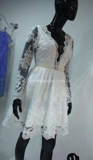 Noiva civil/miniwedding/festa