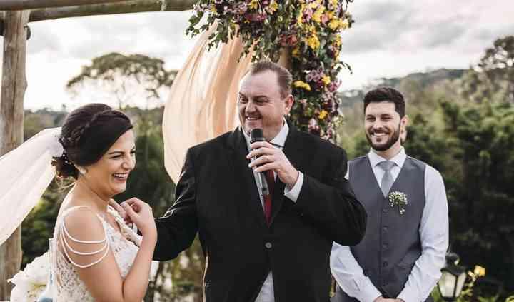 Celebrante de Casamentos - JM Tomacheski