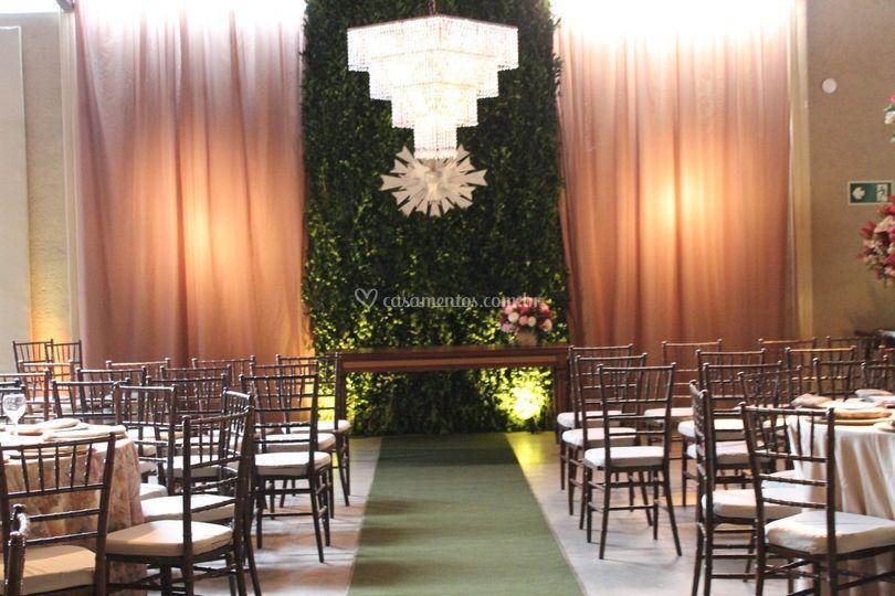 Altar - cerimonia
