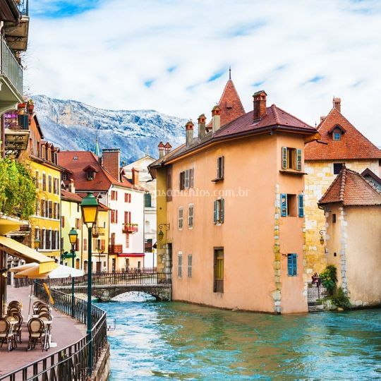 Cidades romanticas