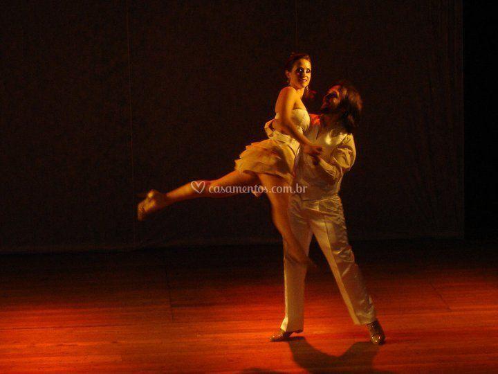 Show de Dança de Salão Canoas