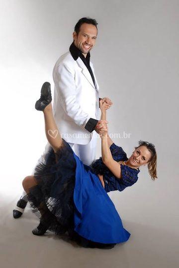 Coreografia Dança de Salão