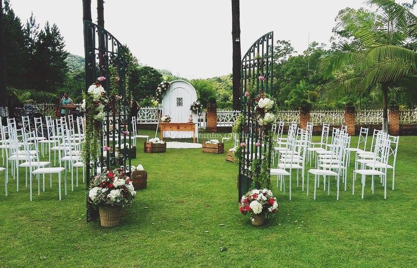 Wedding - cerimonia