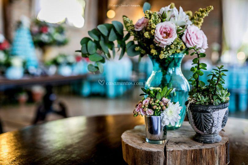 Wedding - Centro de mesa
