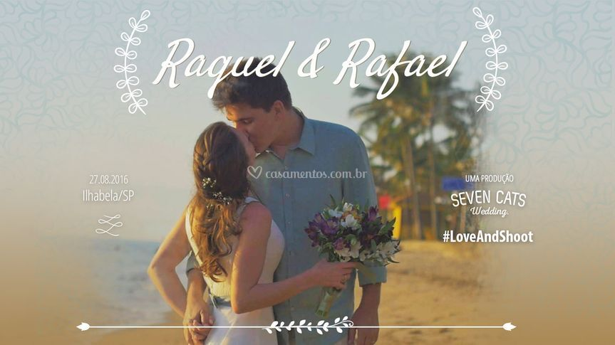Raquel & Rafael (DVD)