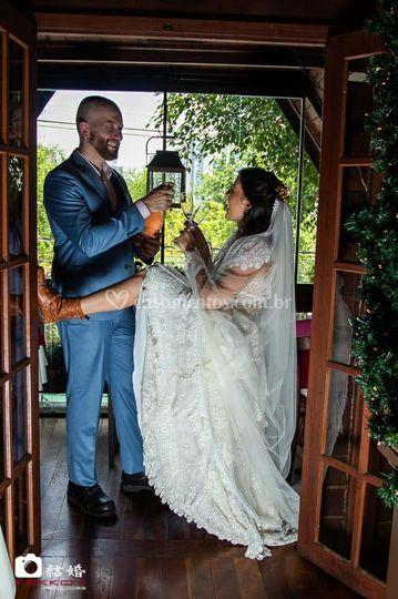 Segundo andar noivos