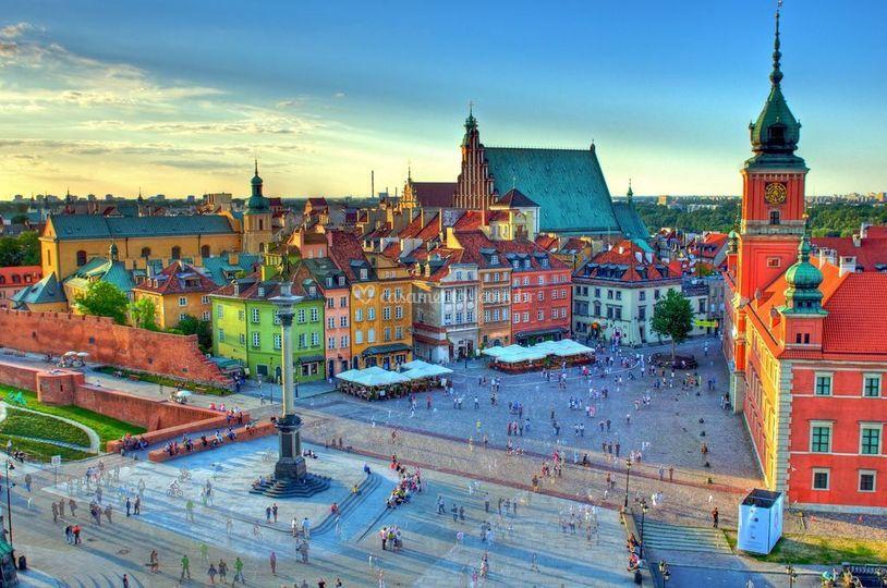 Varsovia - Polonia