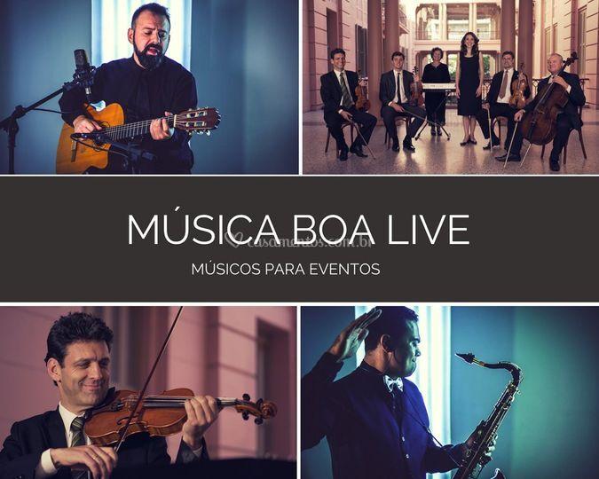 Música Boa Live