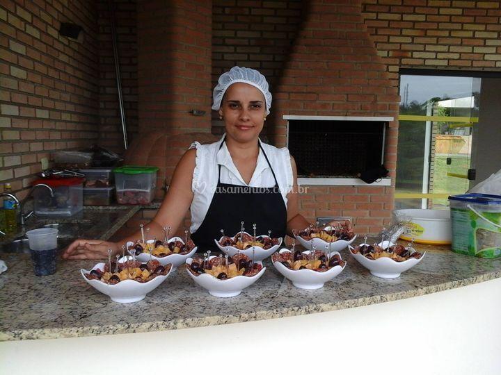 Buffet Galloni e Silvia