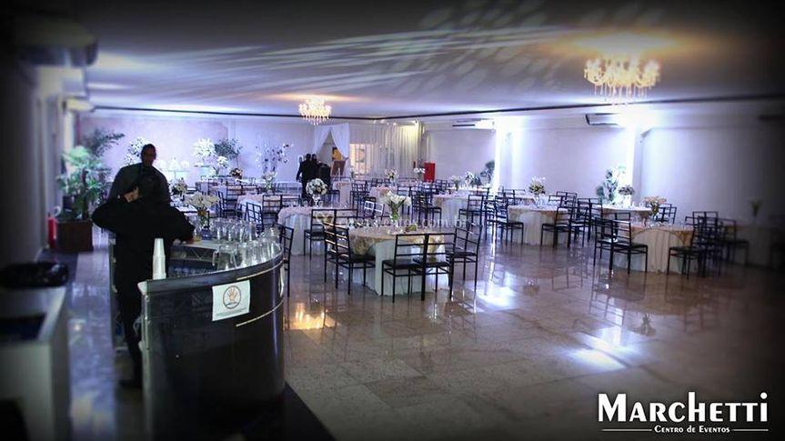 Centro de Eventos Machetti