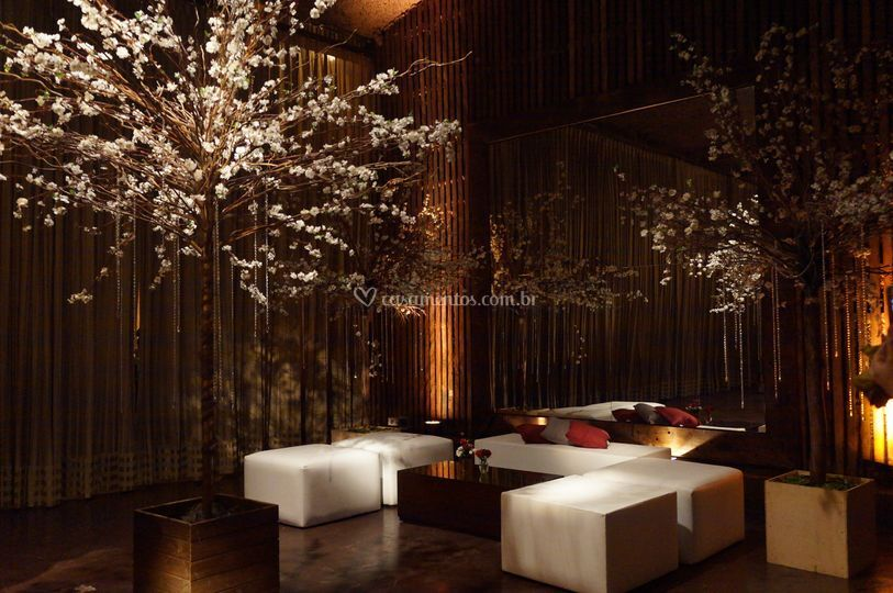 Lounge luxo kamura