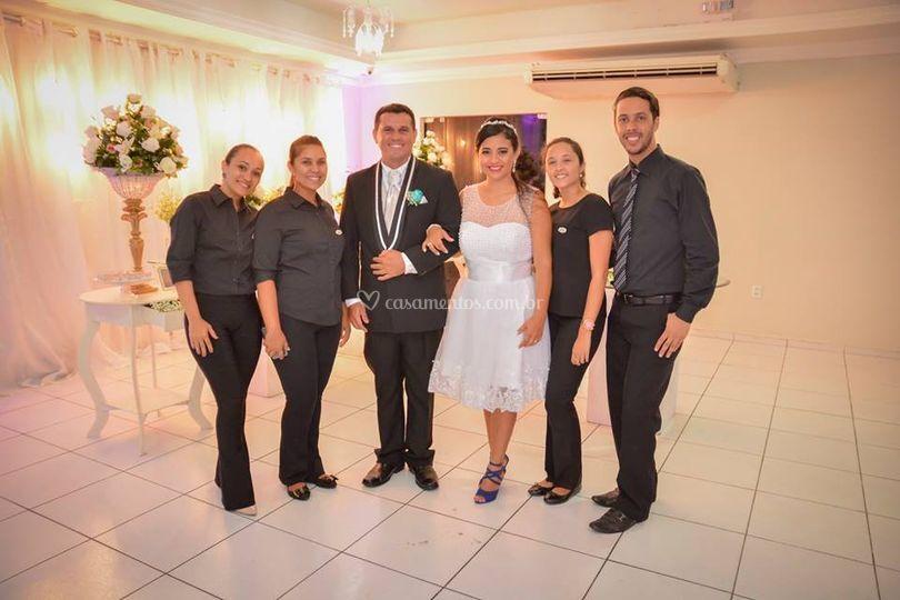 Casamento Ronaldo e Elaine