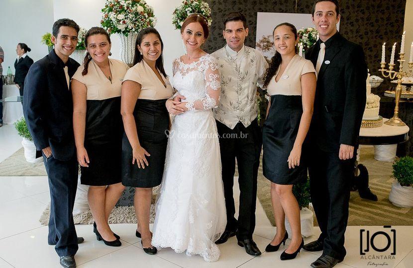 Casamento Rosa e Thiago