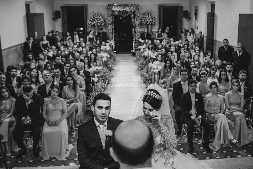 Casamento Tais e Filho