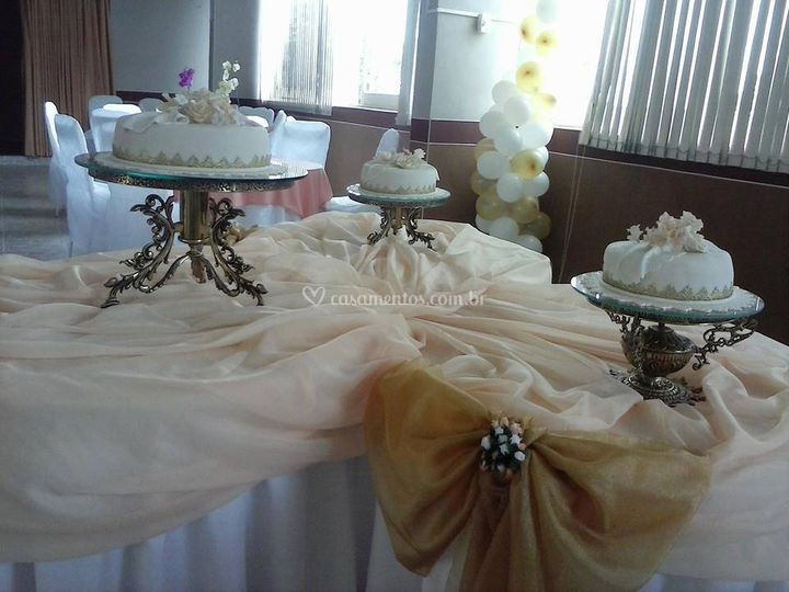 Decorações bolo