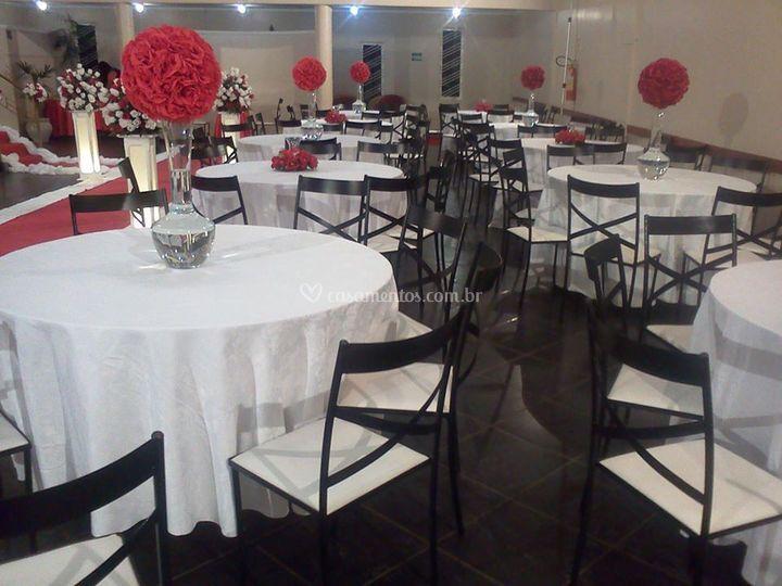 Salão banquetes