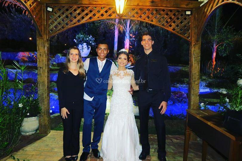 Casamento Nathalia&Jhonny