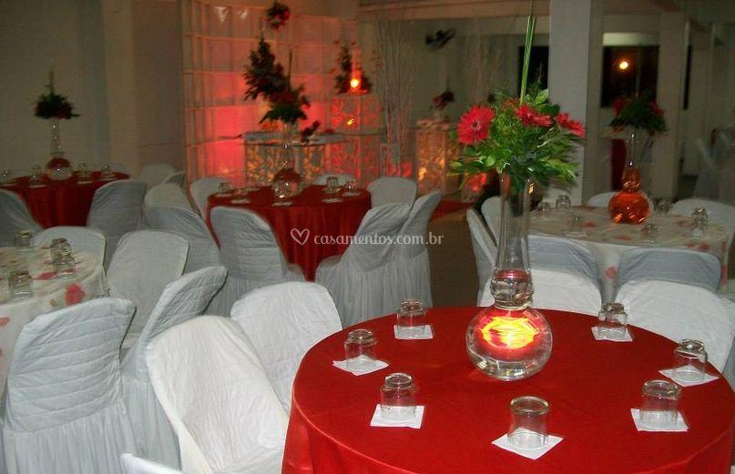 Salão casamentos