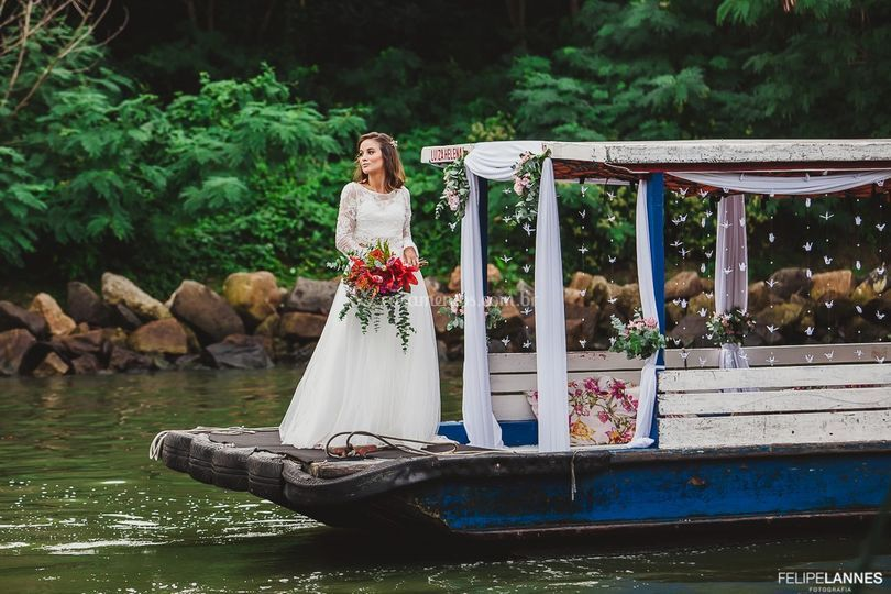 Casamento na Ilha da Giogoia