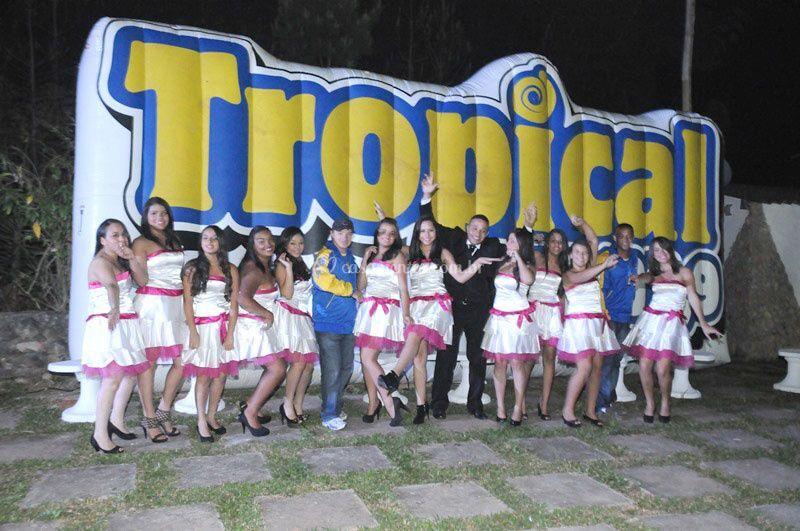 15 anos com a rádio tropical