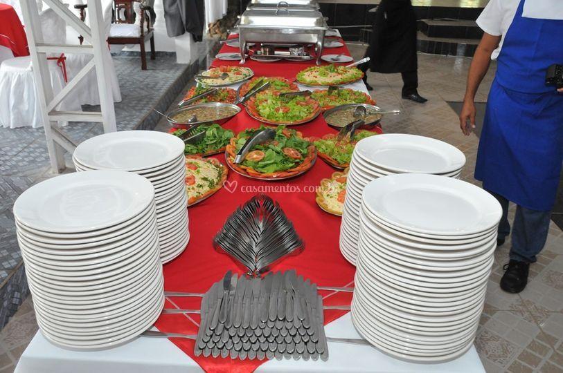 Mesa de Alimento