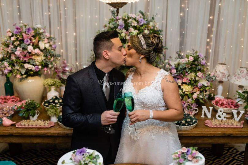 Casamento Naiara e Vitor
