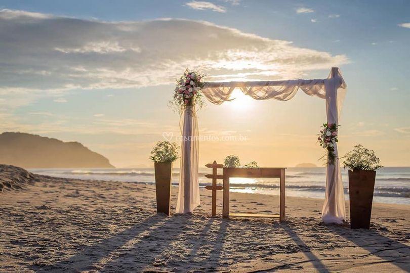 Casar no litoral norte