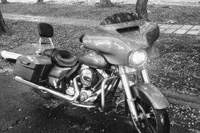 Vou de Harley