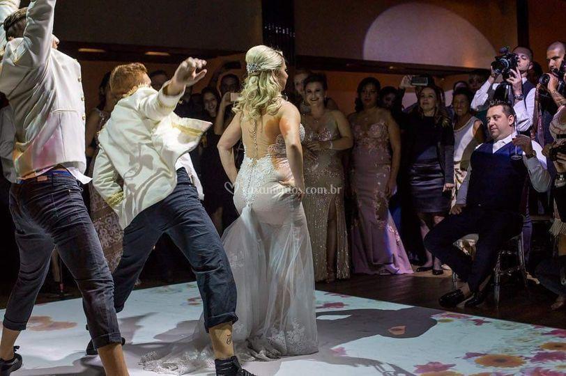 Coreografia e Dançarinos