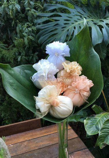 Sachês perfumados'Bouquet'