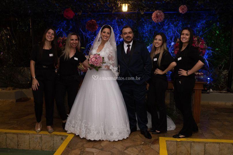 Casamento Suélen e Fabiano