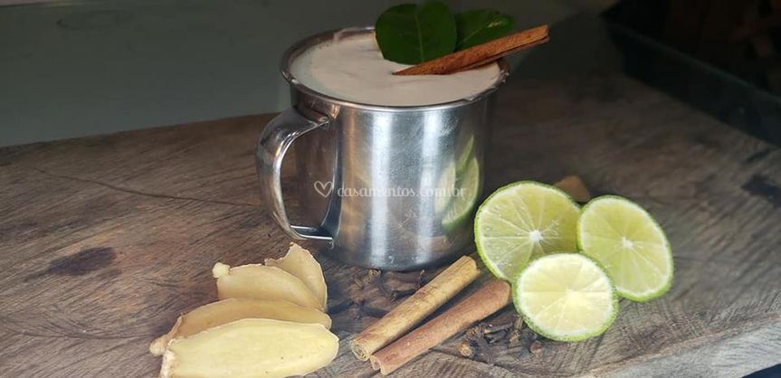 Nosso Drink Moscow Mule .
