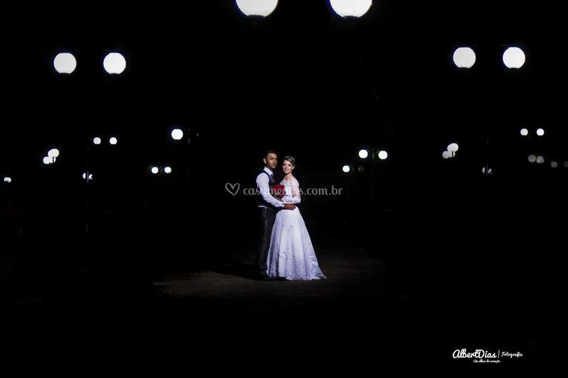 A luz do amor nos guia
