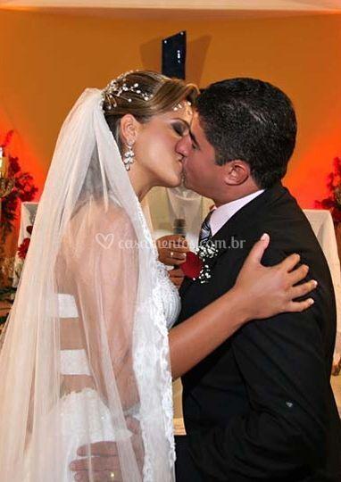 Um beijo de amor