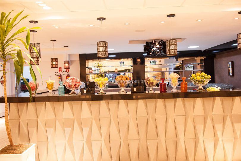Bar do salão