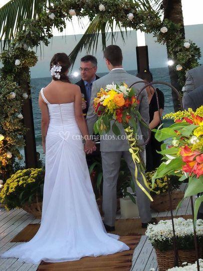 Casamento em Bombinhas