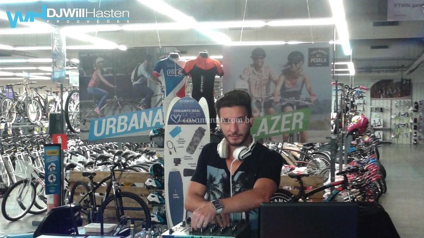 Evento Decathlon Center Norte
