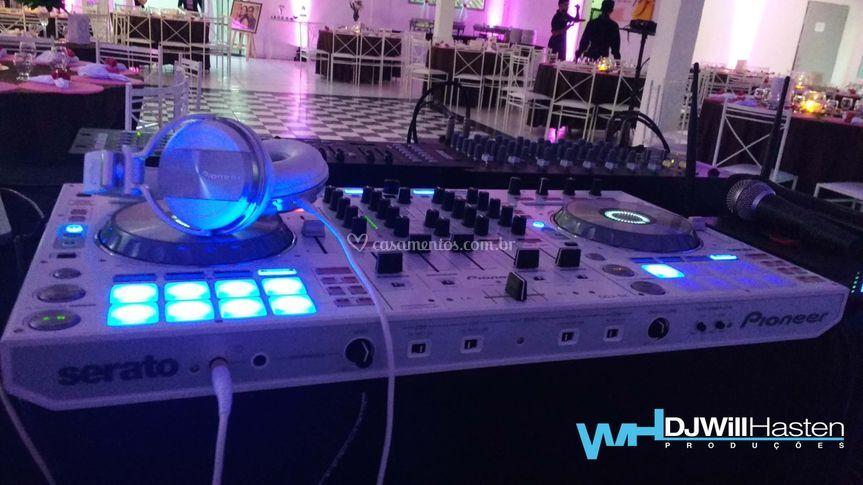 Setup DJ Pioneer