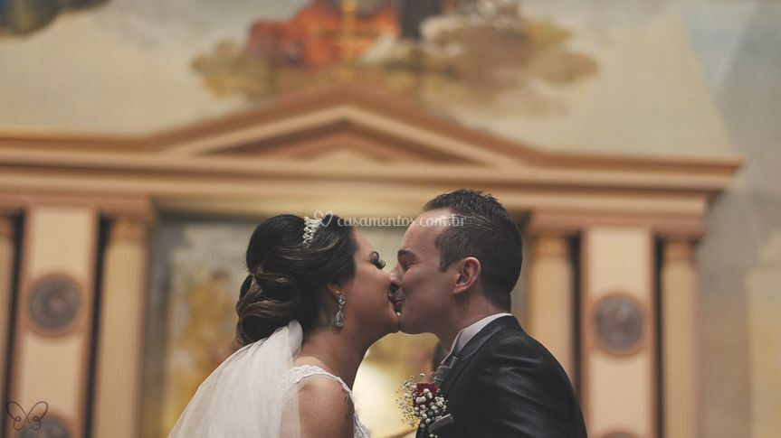 O beijo do sim