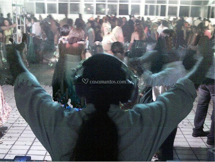 DJ Anderson Jackson em eventos