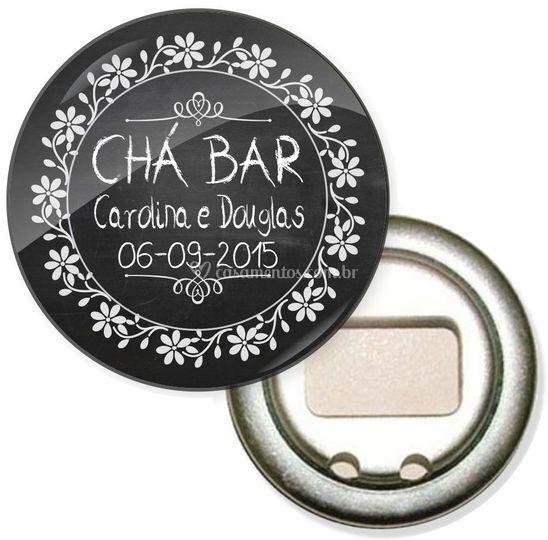 Abridores para Chá Bar
