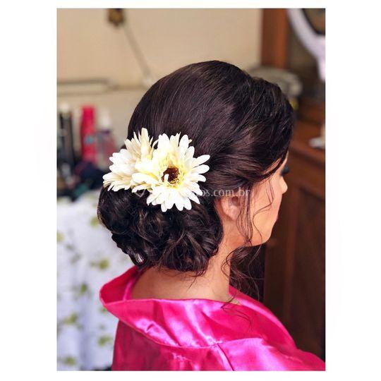 Penteado Noiva Vivian