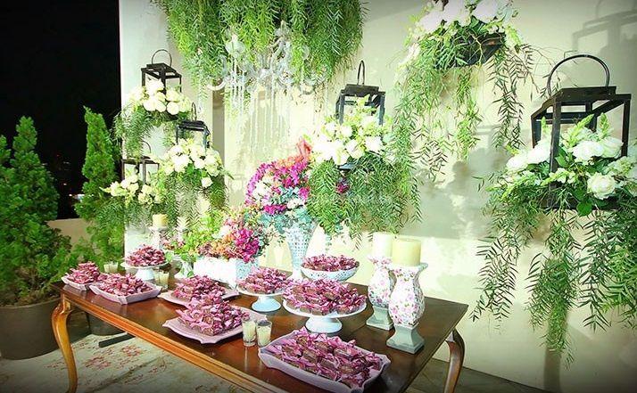 Floral e aluguel de peças