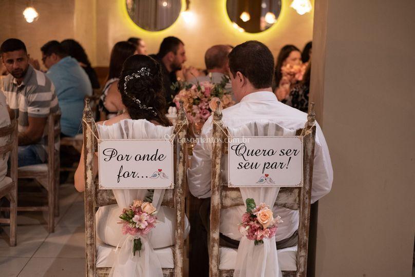 Casamento Raíssa e do Thiago