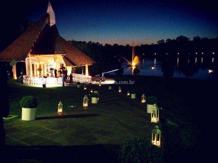 Ctb - cerimonia noturna