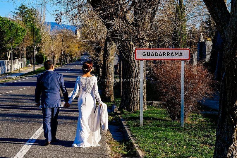 Casamento em Guadarrama-Madrid
